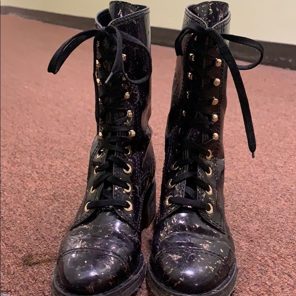 CHANEL Shoes - Chanel combat boots